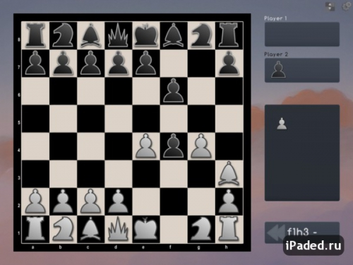 Шахматы для iPad 2